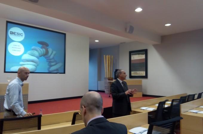 Foro de Inversores de ESIC, la cita empresarial del próximo otoño en Pamplona