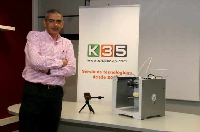 Servicios de fabricación digital 3D para la industria de Navarra