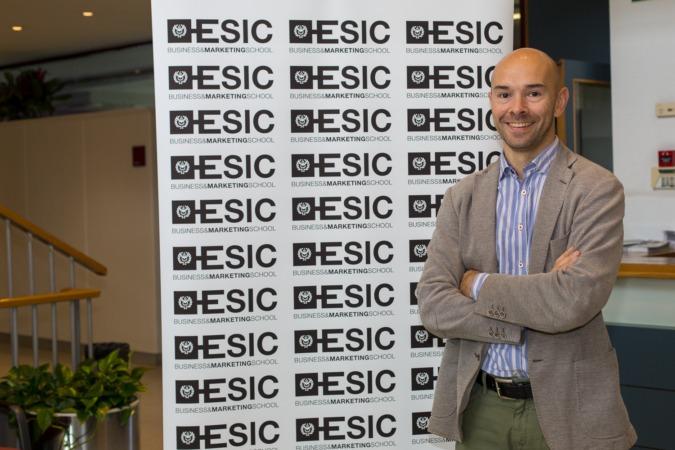 Nacho Gallardo, responsable del Foro de Inversores de ESIC.