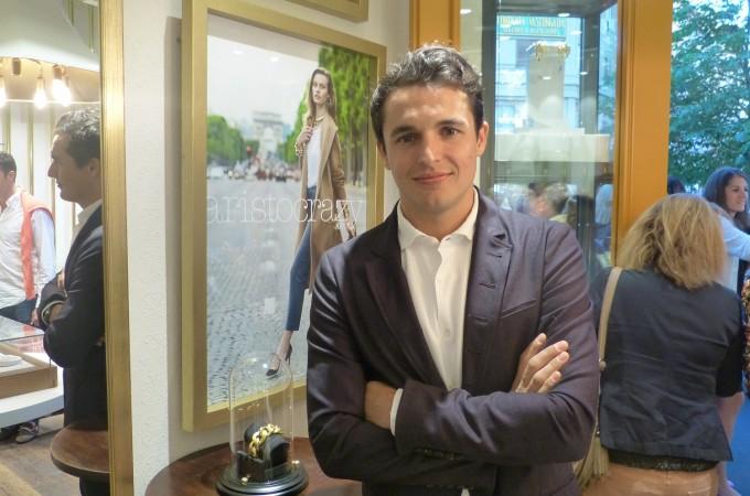 Aristocrazy inaugura su primera tienda en Pamplona