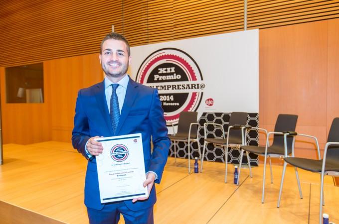 Abierta la convocatoria para el premio 'Joven Empresario Navarro' 2016