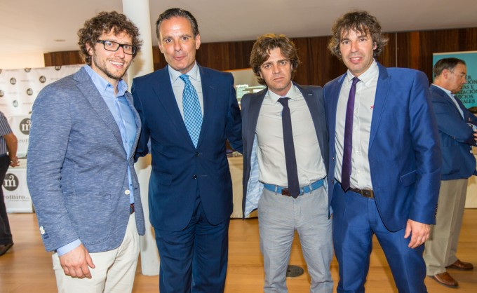 Premio Joven Empresario de Navarra 2014 - AJE
