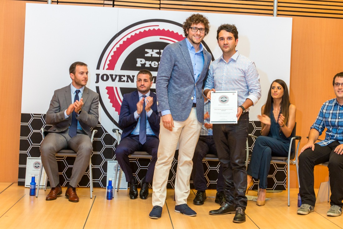 Premio Joven Empresario de Navarra 2014 – AJE