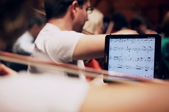 La Orquesta Sinfónica de Navarra ofrecerá un concierto tecnológico