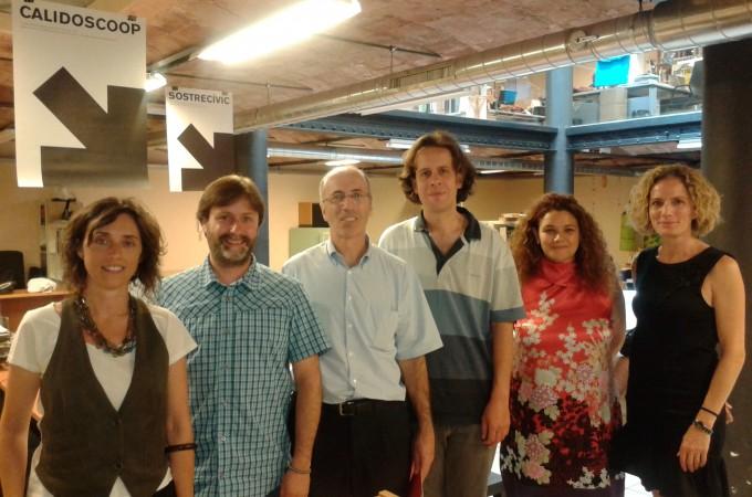 ANEL y Calidoscoop acuerdan la promoción del emprendimiento cooperativista y de economía social
