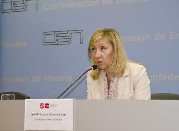 María Victoria Vidaurre AMEDNA