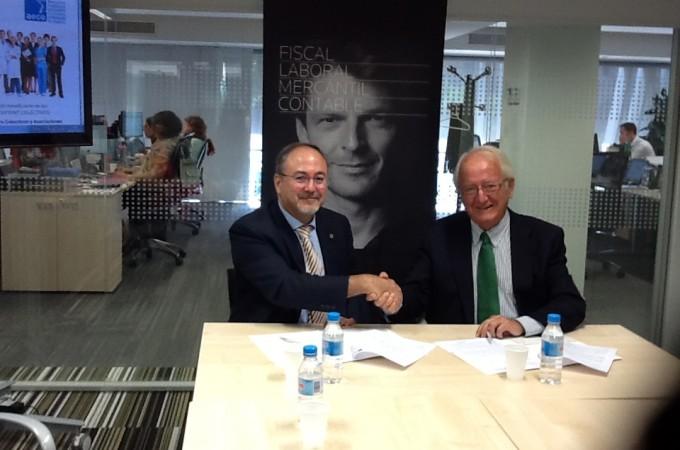 Convenio entre Thomson Reuters y la AECE