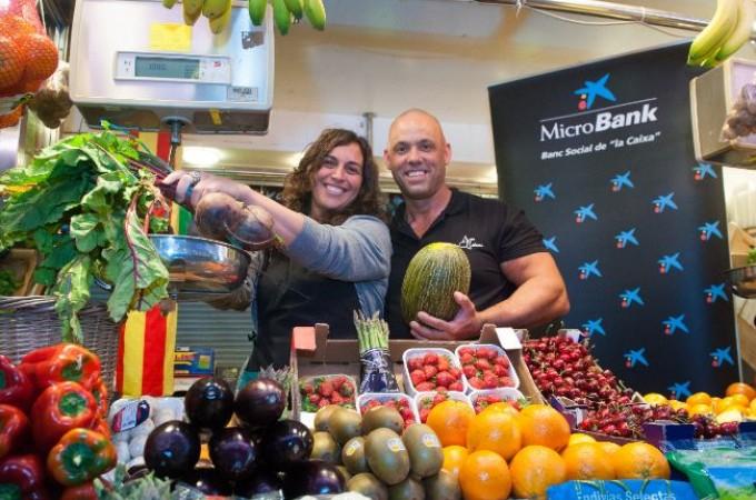 Los microcréditos de Caixabank generan hasta junio 405 nuevos empleos en Navarra