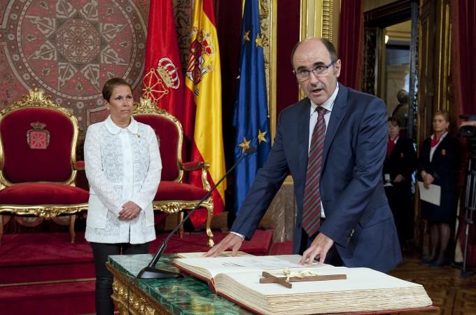 """Ayerdi anuncia las primeras """"apuestas estratégicas"""" de su nuevo departamento de Desarrollo Económico"""