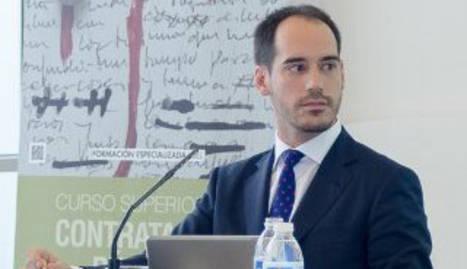 Francisco Javier Vázquez Matilla. Ayuntamiento de Pamplona