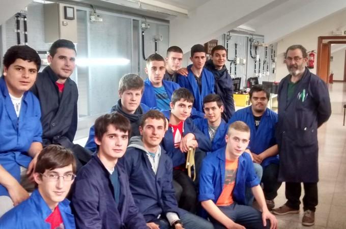 Salesianos Pamplona, ganador del Premio Nacional Schneider Electric a la Eficiencia Energética