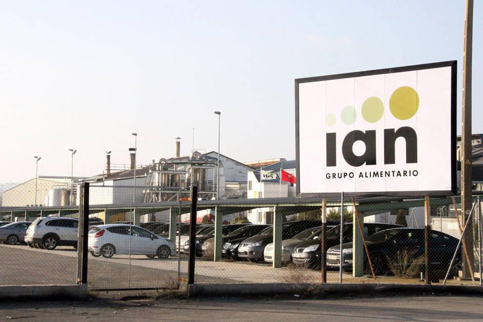 Factoría IAN Villafranca (fuente: Diario de Navarra)
