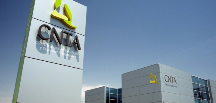 Imagen exterior de la sede del CNTA en San Adrián.