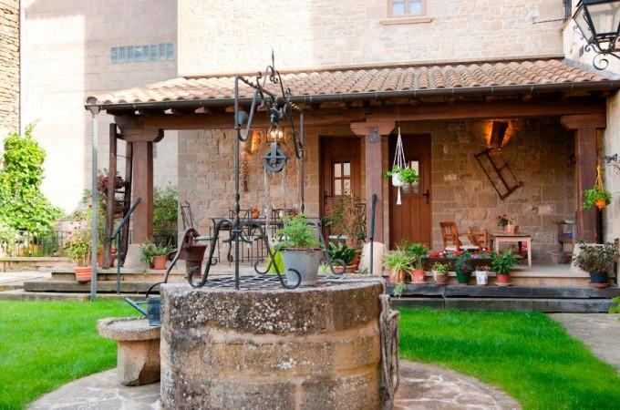 El turismo rural navarro sufre una menor estacionalidad que el resto de España