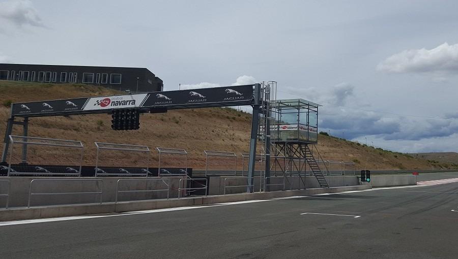 Circuito de Navarra Jaguar