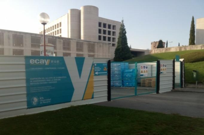 Construcciones Ecay - Unav