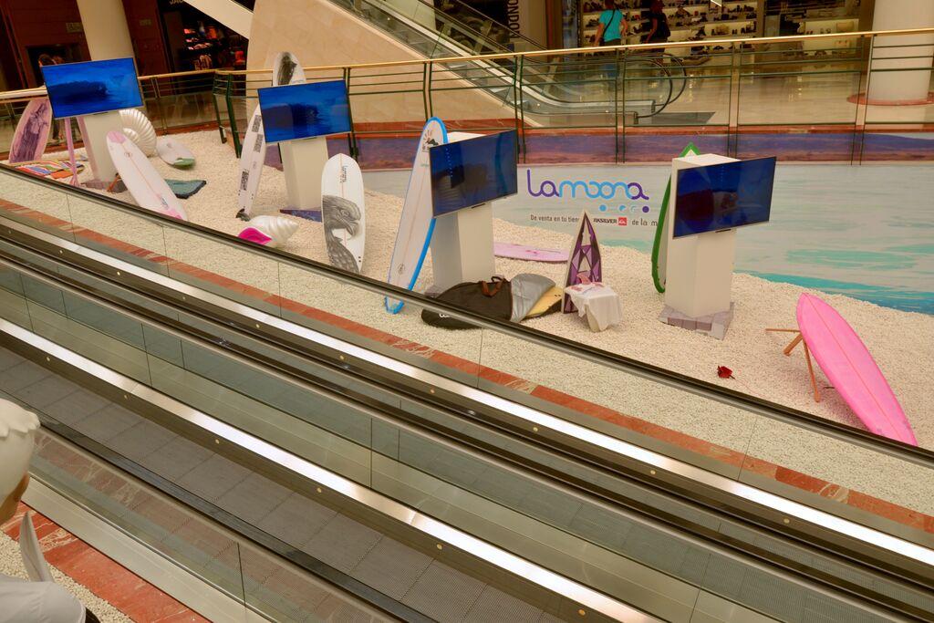 Lamoona presenta en la morea sus ltimas tablas de surf - Tablas de surf personalizadas ...
