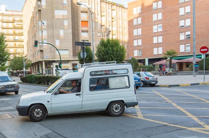 La edad media del parque automovilístico en Navarra alcanza los 11,4 años