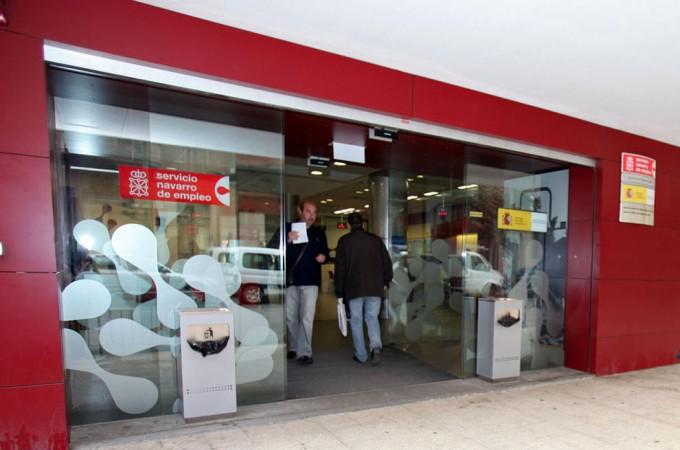 """Un informe de CCOO revela los """"profundos desequilibros territoriales del paro en Navarra"""""""