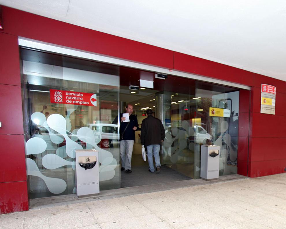 Oficina de Empleo de Navarra.