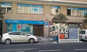 Obra de Rehabilitación de ACR en Madrid