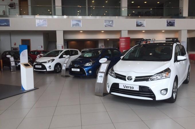La venta de automóviles en Navarra sube un 16% en Navarra y supera las 10.600 matriculaciones