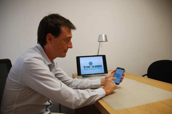 ¿Es posible buscar trabajo desde el móvil?