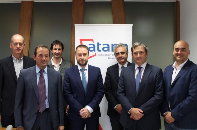 ATANA impulsará en la Comunidad foral 6 proyectos innovadores TIC este 2016