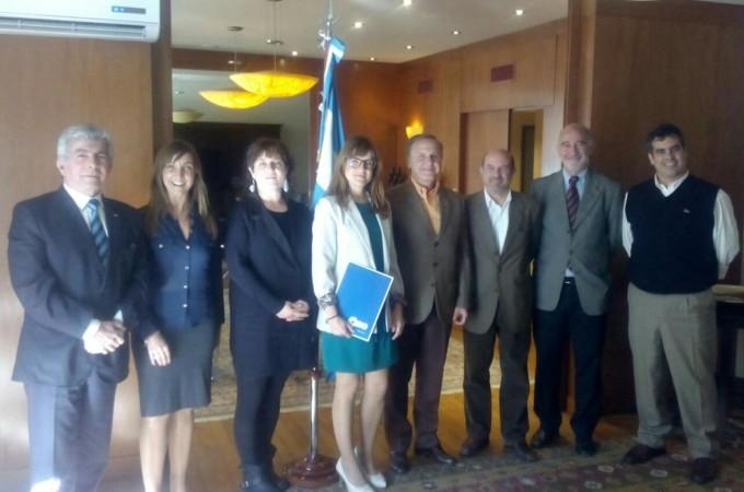 ANEC Navarra estrecha lazos con pymes argentinas