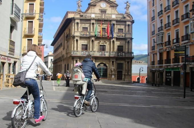 """""""Enbizi"""", una forma diferente de conocer Pamplona"""