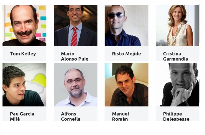 Panel completo en la Pamplona InnovAction Week