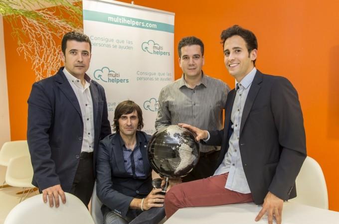 La navarra 'Multihelpers' promueve la empleabilidad de 340 jóvenes en 2 días