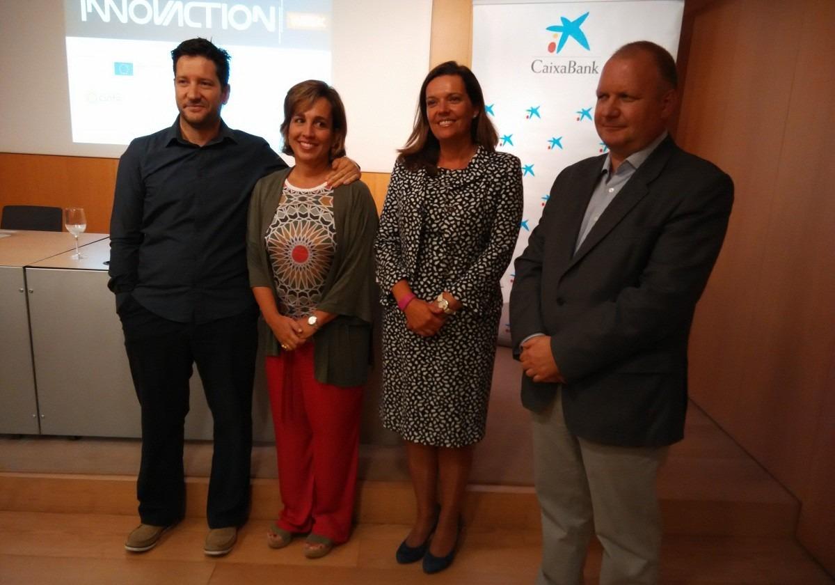 Presentación 50 emprendedores Pamplona InnovAction Week