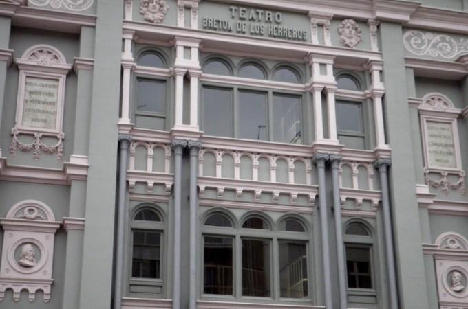 Sedena y Global Servicios Culturales gestionarán el Teatro Bretón de Logroño