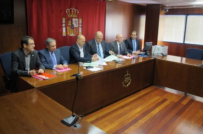 El TSJN y el Tribunal Laboral firman un acuerdo para resolver conflictos mediante la mediación