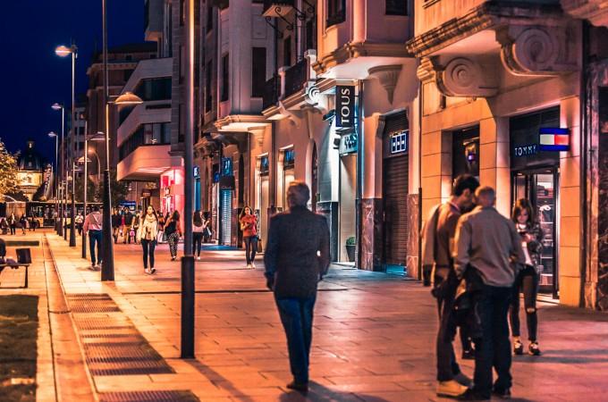 Japón llega al centro de Pamplona de la mano de Ensanche la Nuit