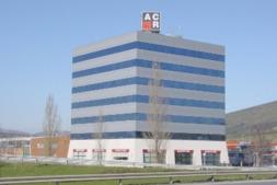 Sede del Grupo ACR.