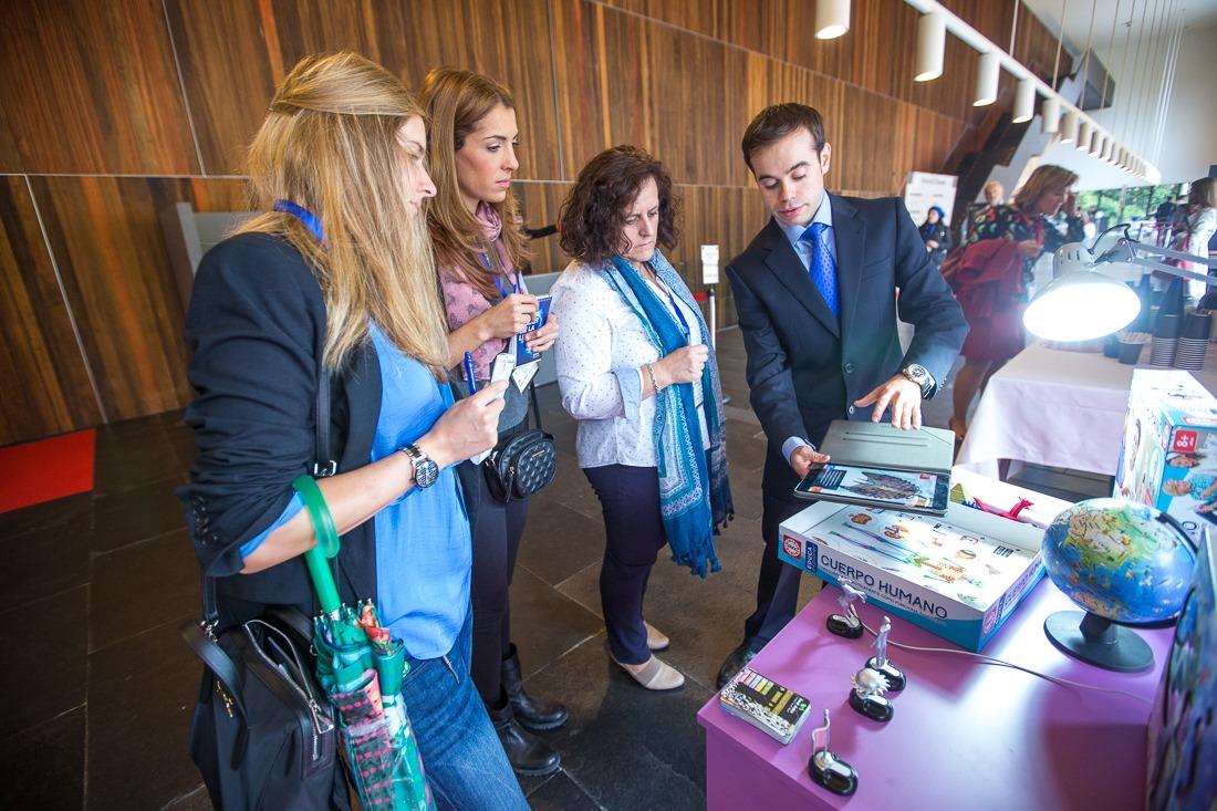 Imagen de la Feria Innovaction Week Año 2015 (Archivo) Foto: Víctor Rodrigo