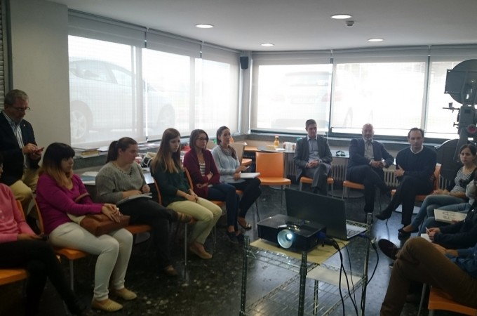 La II Lanzadera de Empleo de Pamplona celebra sus primeras inserciones laborales