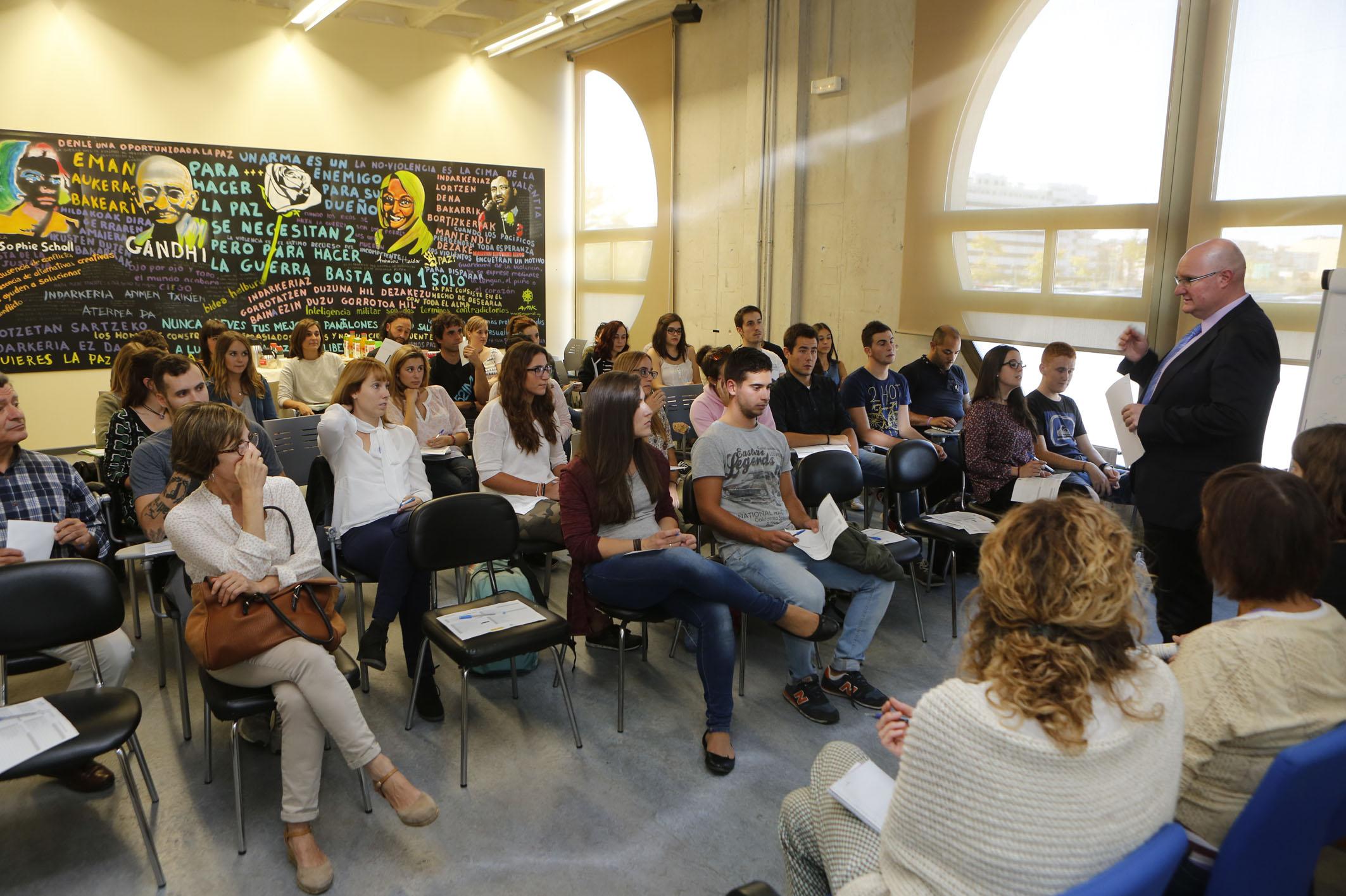 Servicio de Voluntariado Europeo - UPNA