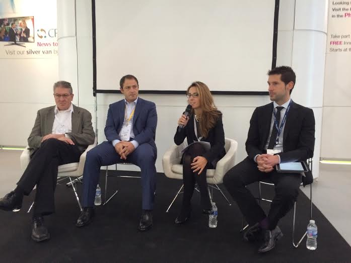 Participantes en 3PBio Forum
