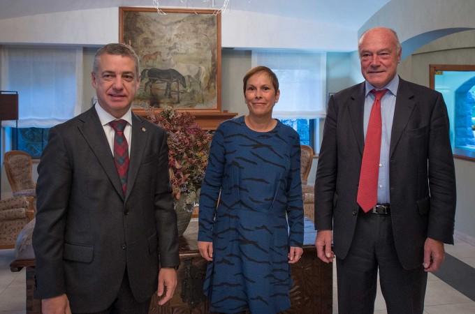 Euskadi y Aquitania dan la bienvenida a la incorporación de Navarra a la eurorregión