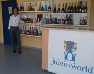 Cristina Fernandez, de Juice&World