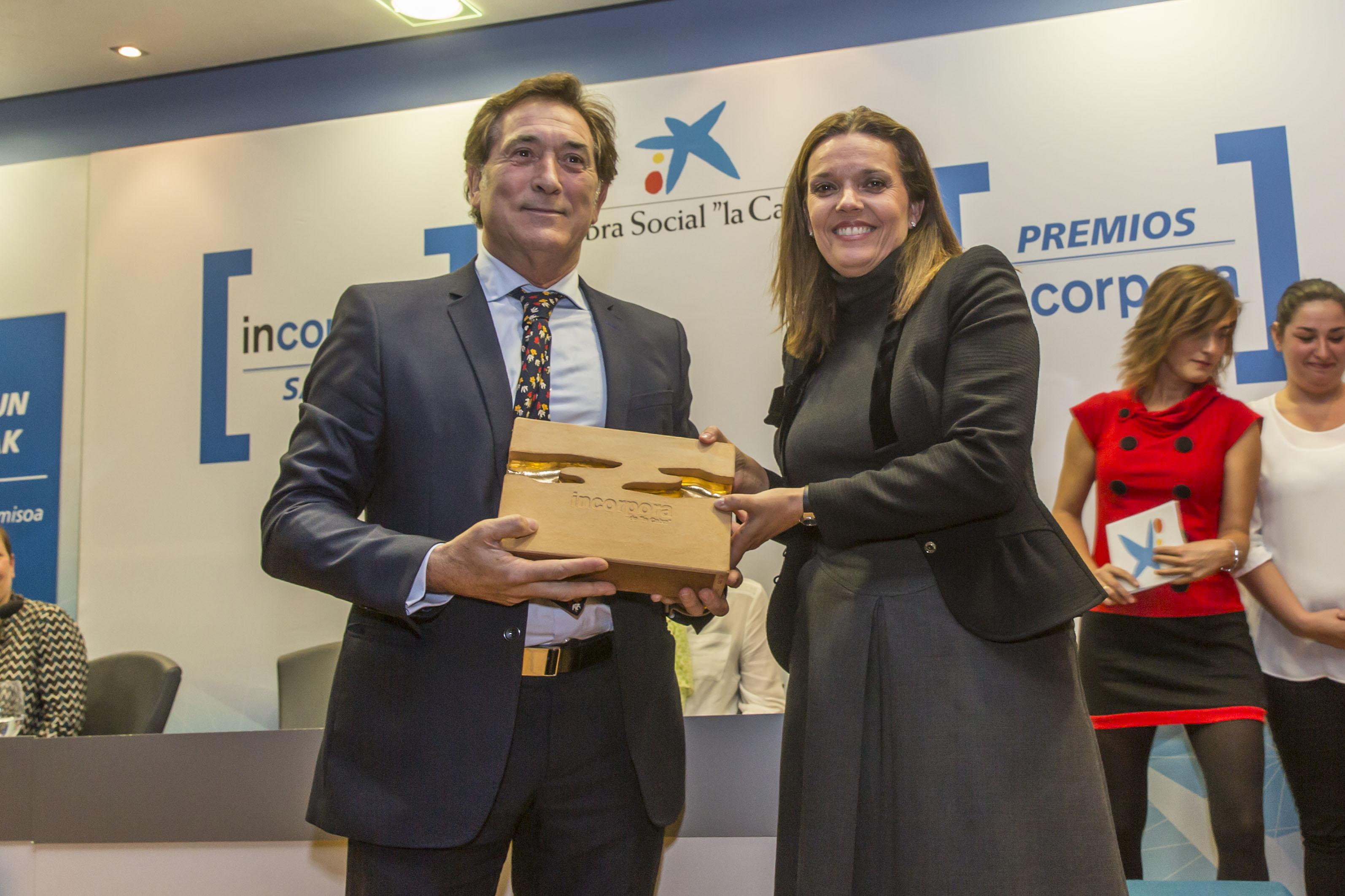 """Premios Incorpora """"La Caixa"""""""