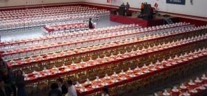 Gourmet food gran evento