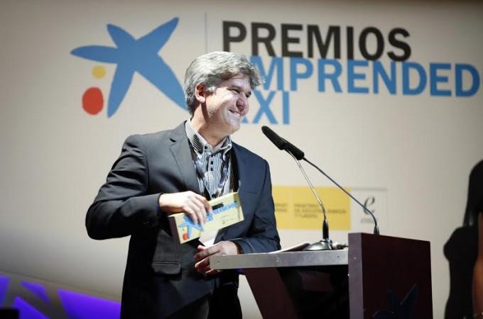 La navarra Palobiofarma, premio EmprendedorXXI 2015