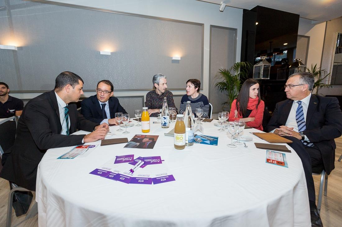 Desayuno Empresarial con Jaume Roura
