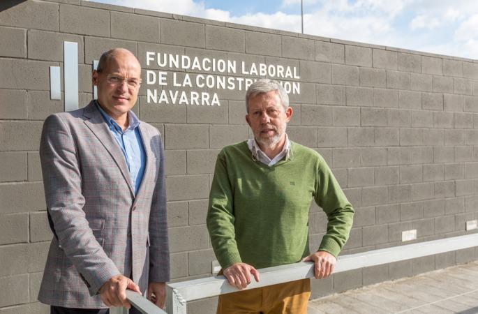 Emilio Lezana y Juan Las Navas