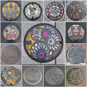 manhole-japan-set