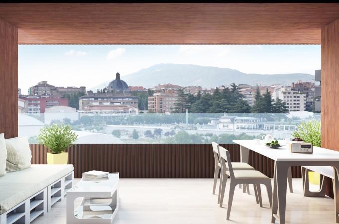 POSEM crea un nuevo concepto de vivienda único en Pamplona